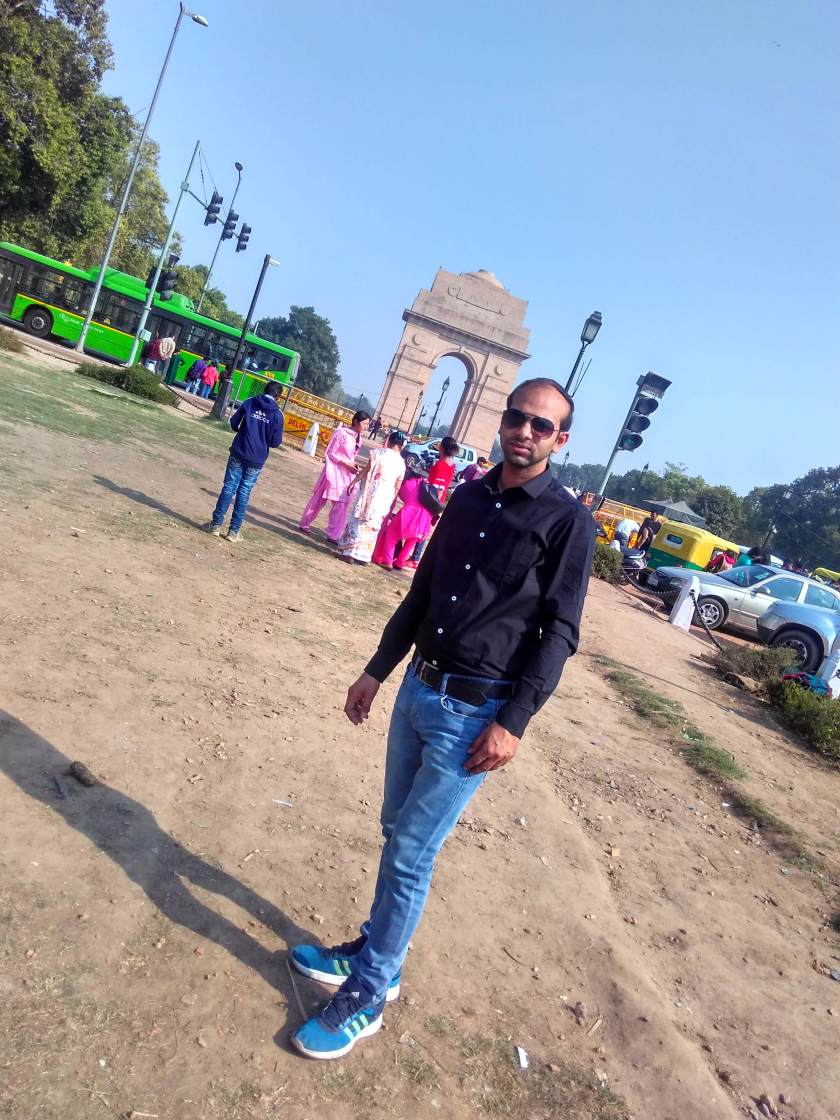 INDIA GATE ,NEAR JANP